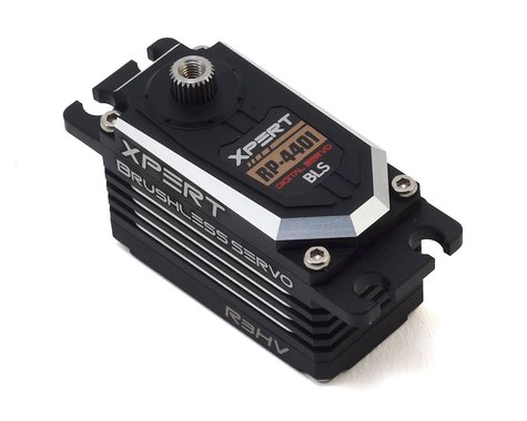 Xpert R3HV Quick Release High Speed Low Profile Brushless Servo